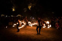 strie fire show - Bondeno