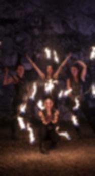 Strie, Strie Fire Show, Video Strie, Spettacolo Fuoco, Giocoleria