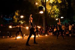strie fire show - finale
