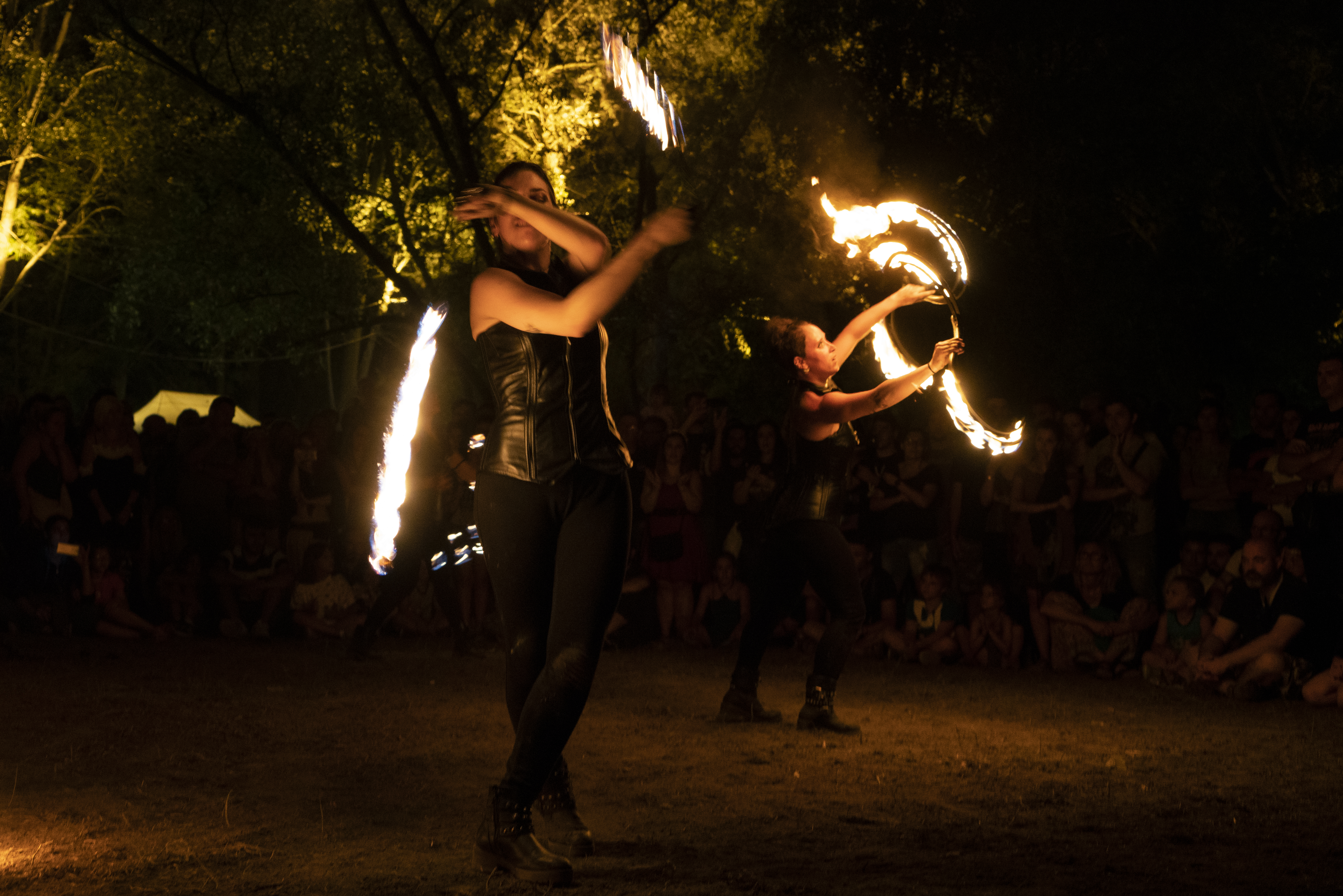 strie fire show Padova