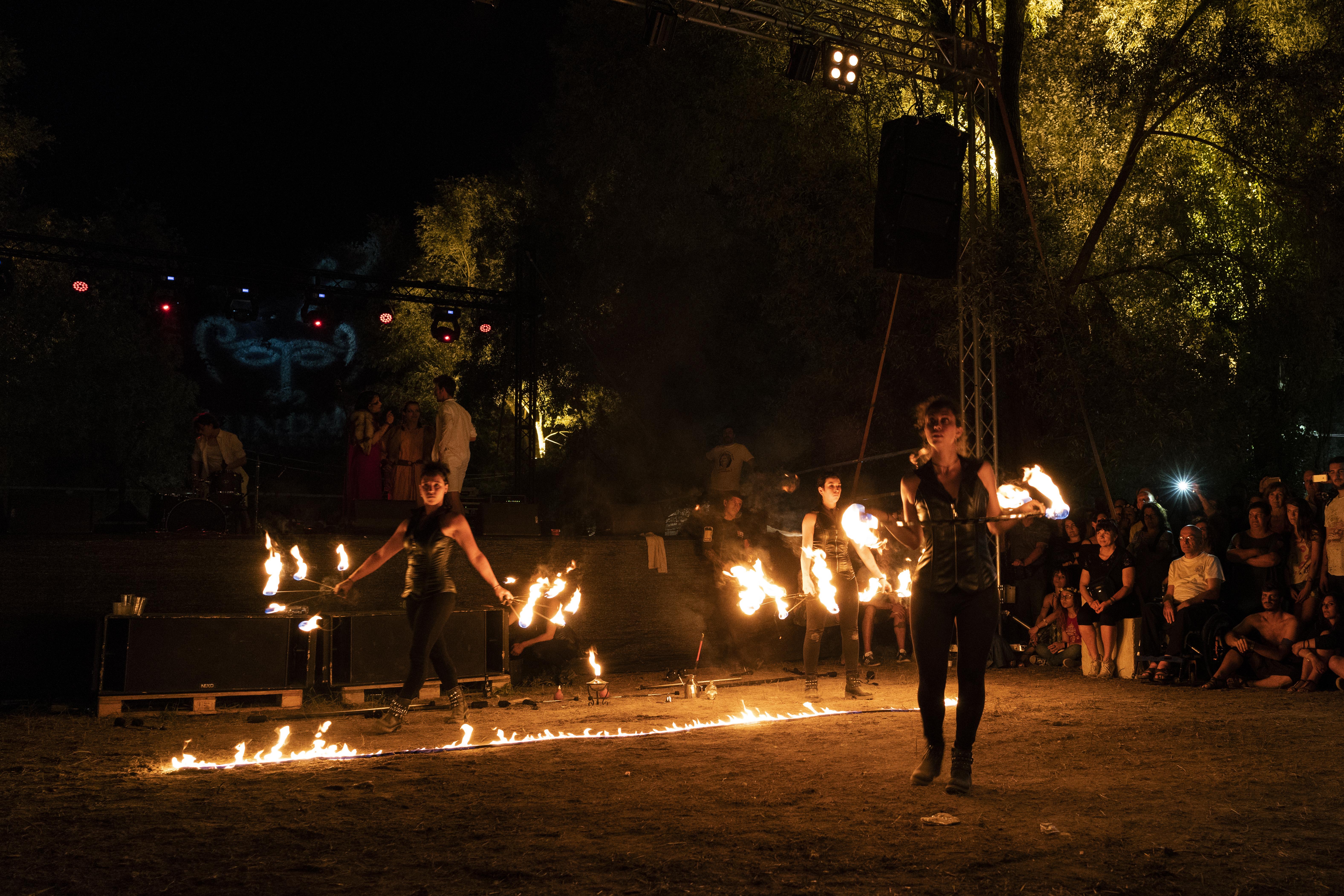strie fire show - Festival