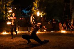 strie fire show