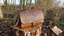 Native trees satchel