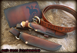 Viking Bushcraft Set