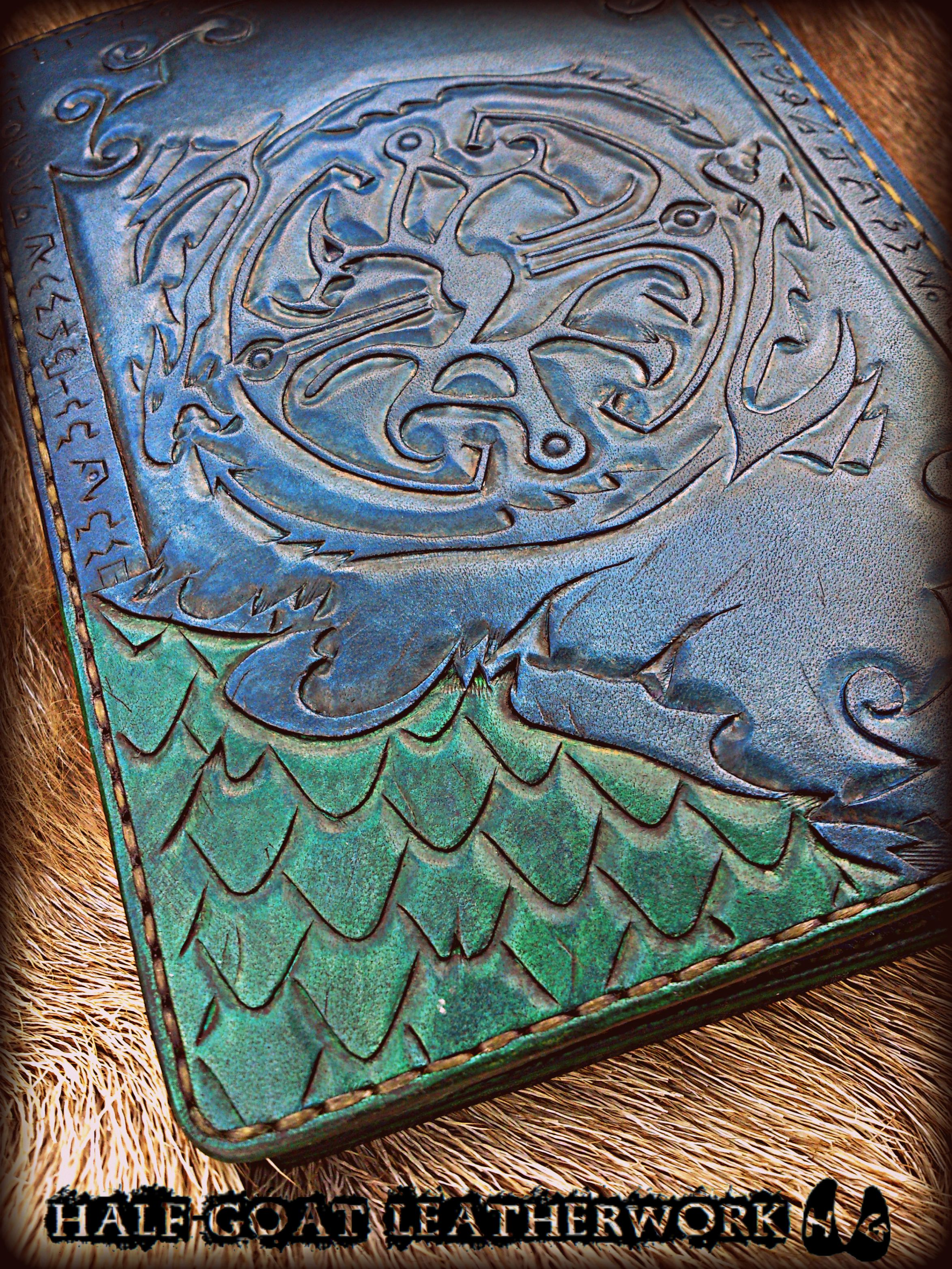 Dragon Kindle Cover