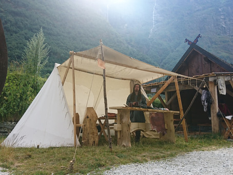 Njardarheimr Viking Village 2018