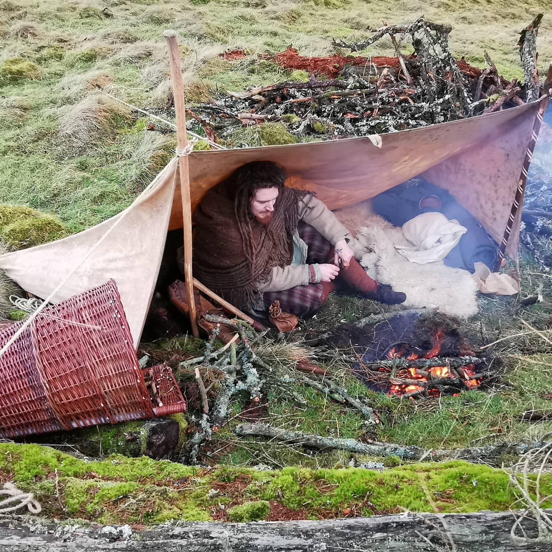pictish camp