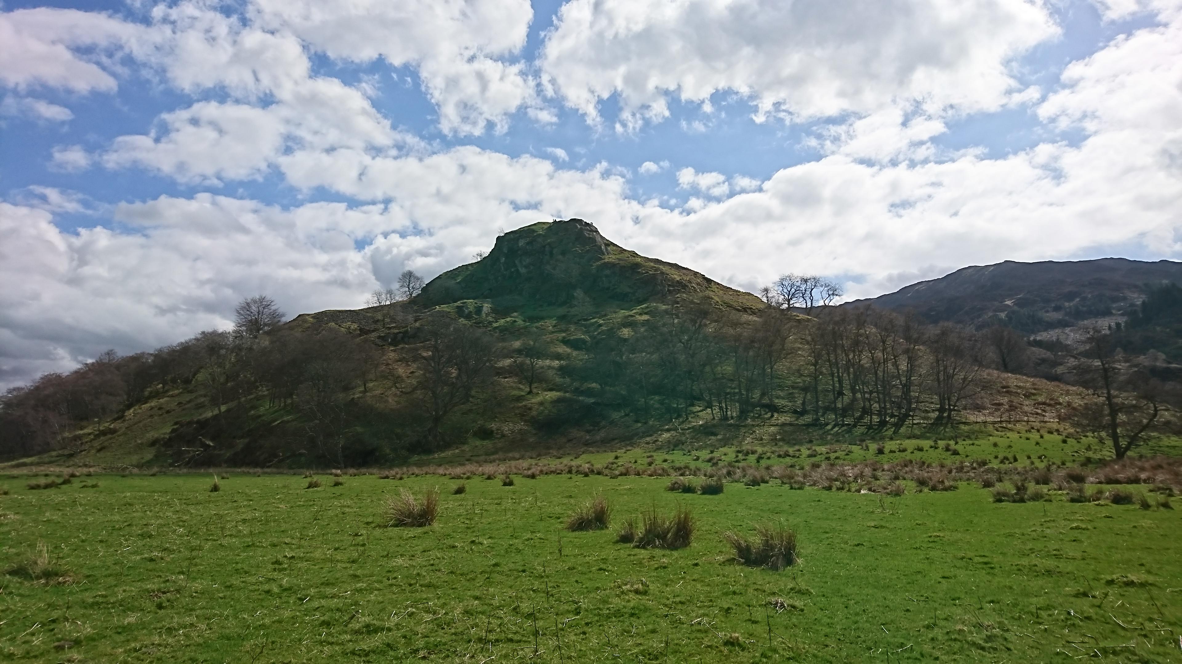 Dundurn Hillfort