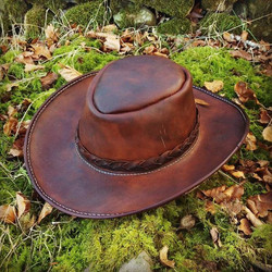 plain bush hat