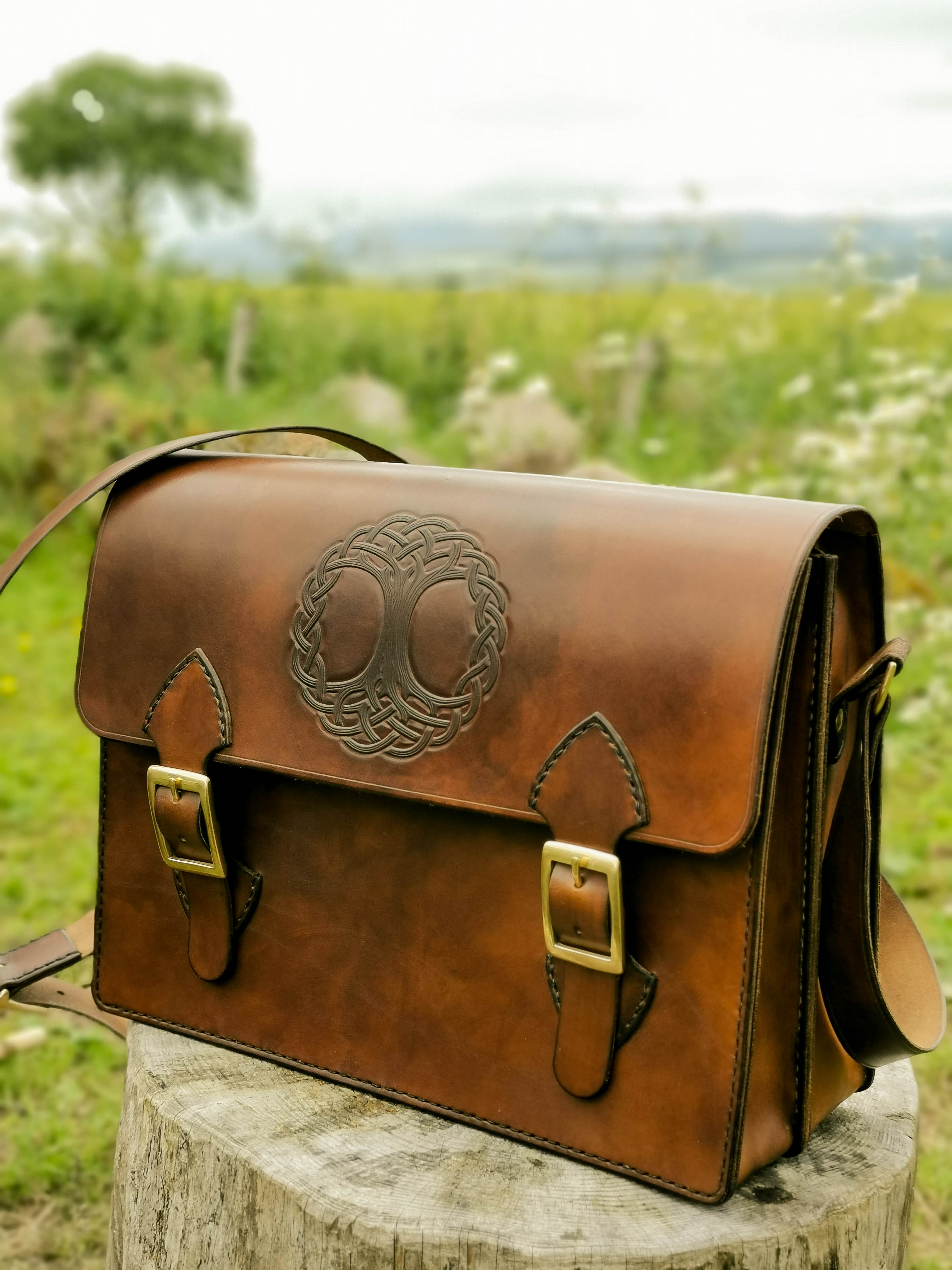 tree of life satchel
