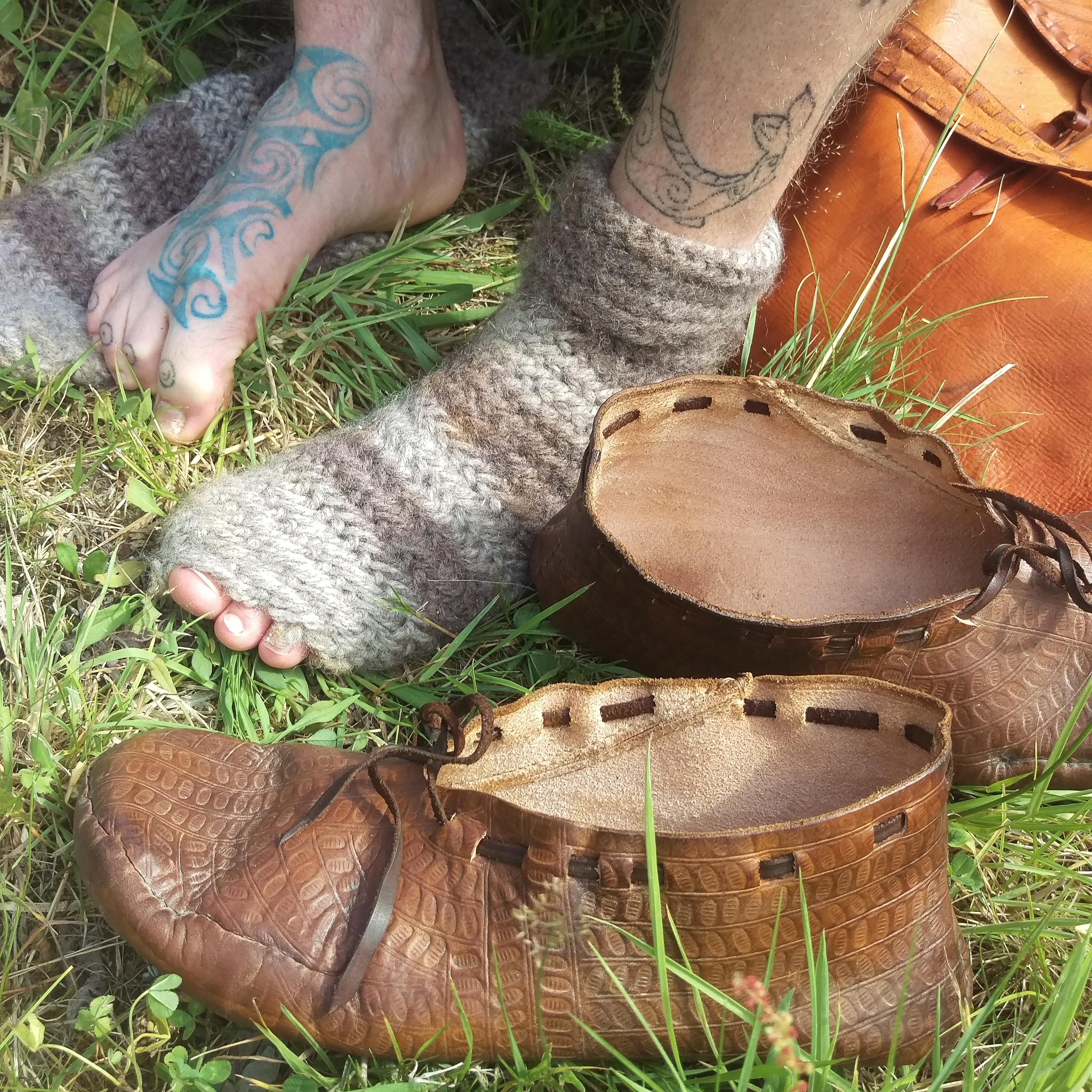 Dundurn shoe
