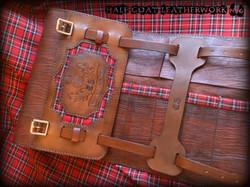 Royal Stewart Carpenters Tool Roll
