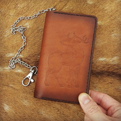 Pictish Stag Long Wallet