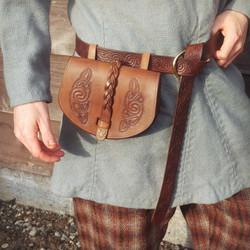 viking knots and spirals