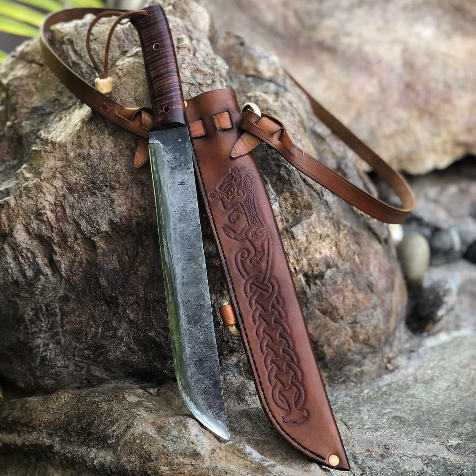 viking chopper sheath