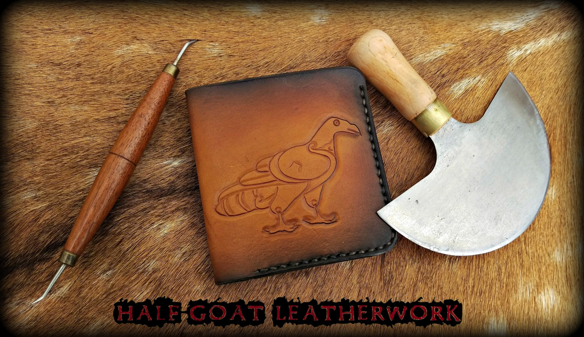 Pictish Eagle Wallet