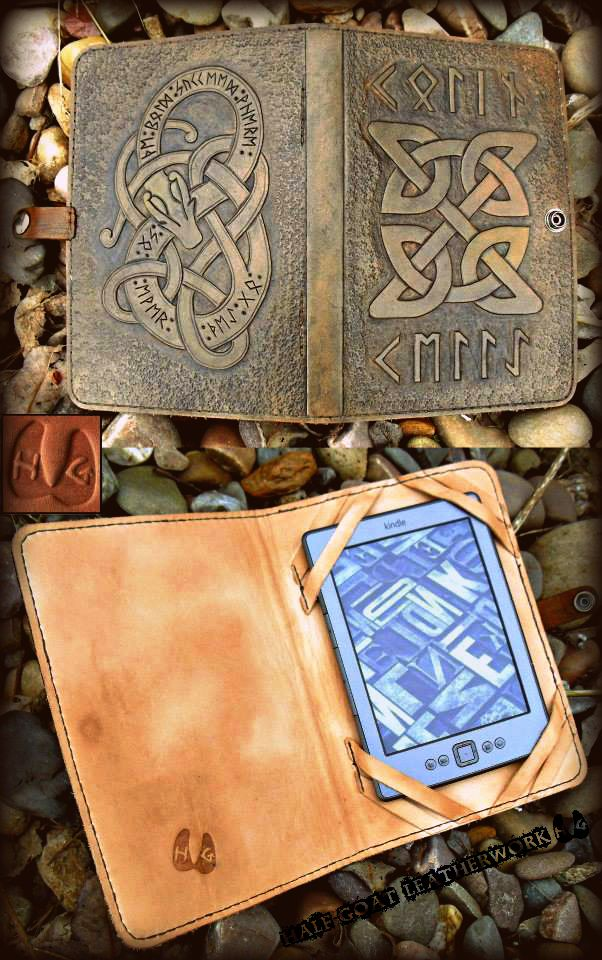 Celtic Kindle Cover