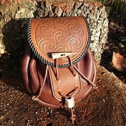 Pictish Spirals sporrans