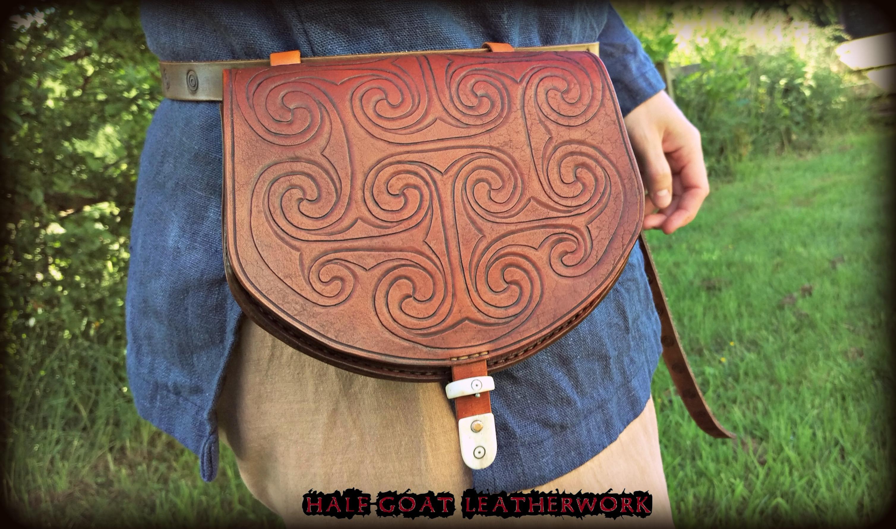 Pictish Belt Pouch
