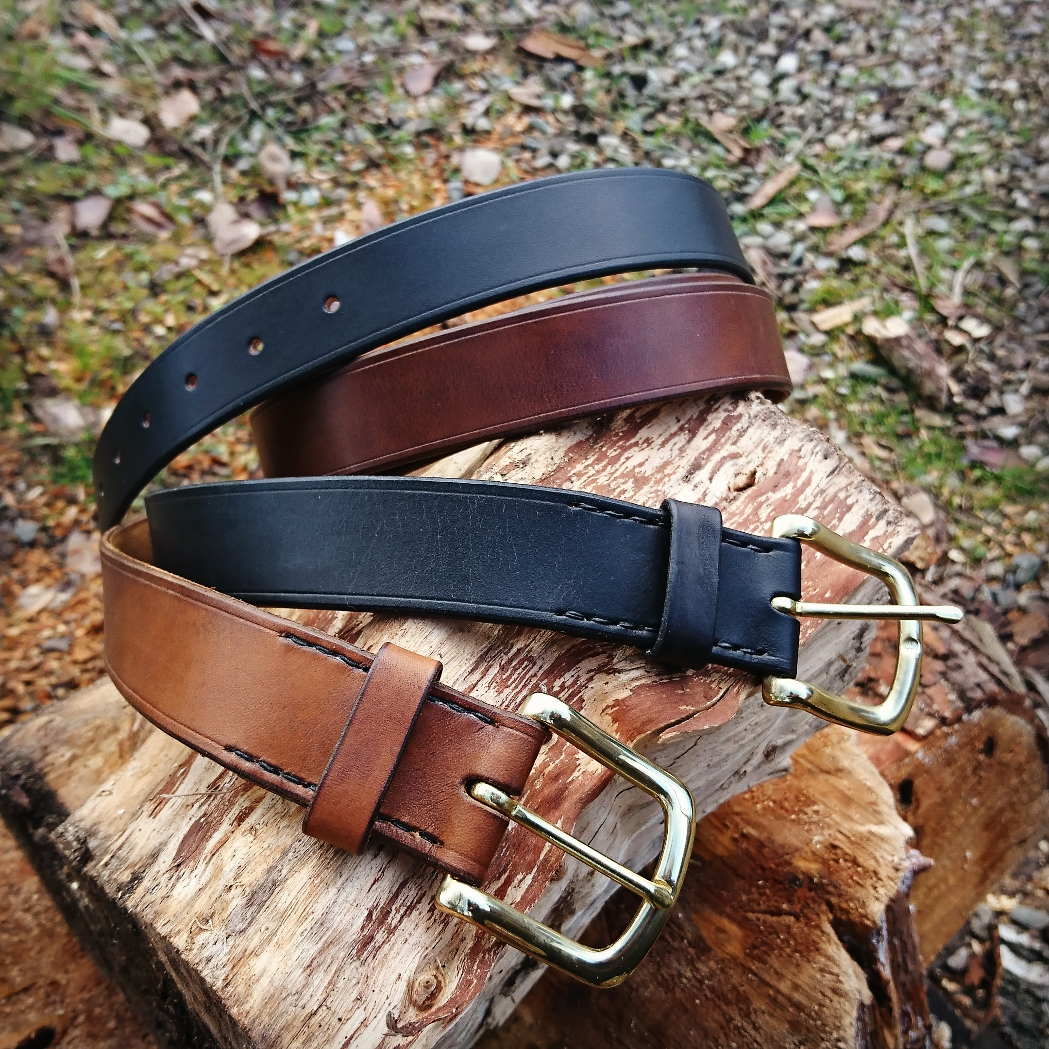 plain belts