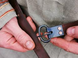 simple pictish belt