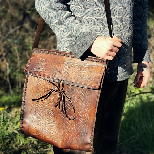 Celtic Crannog Bag