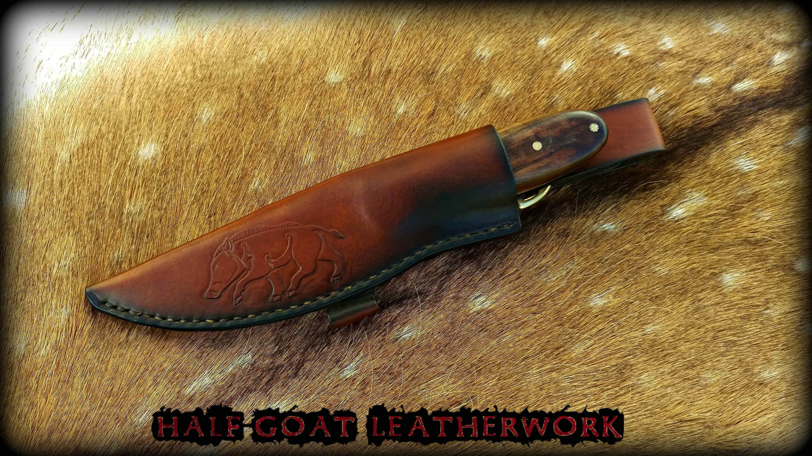 Boar friction sheath
