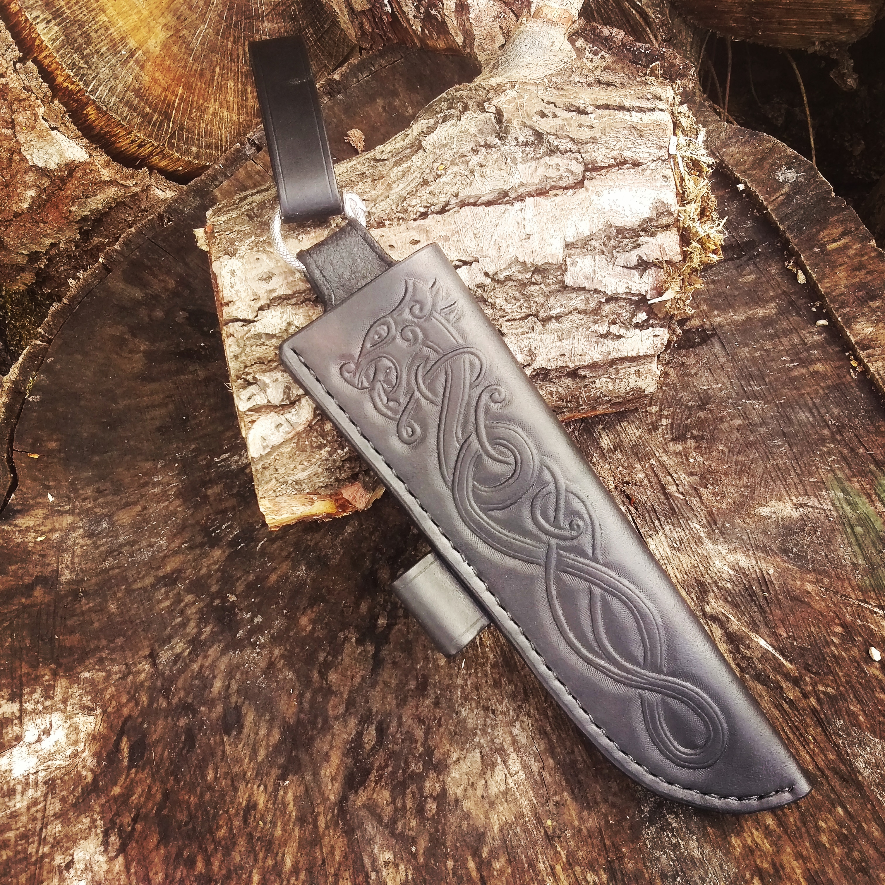 viking dragon bushcraft
