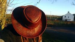 Celtic animals hat