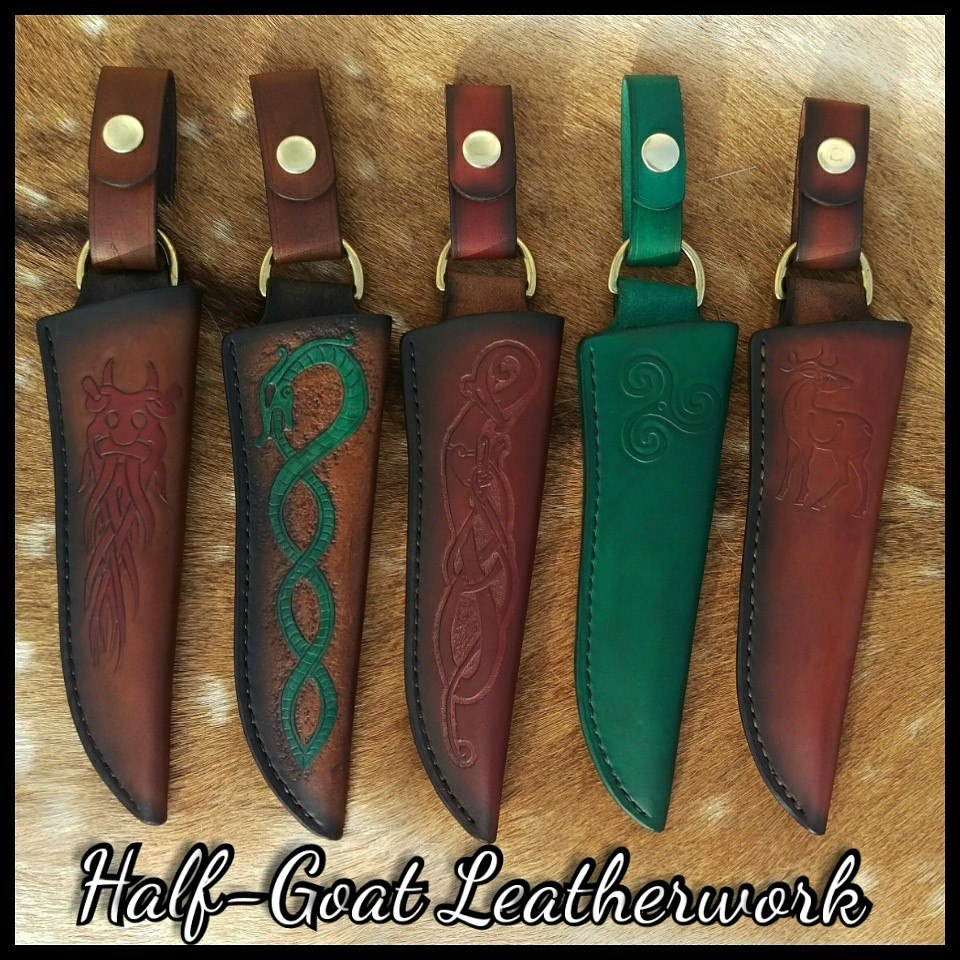 Bushcraft Sheaths