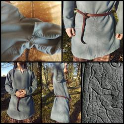 Pictish nettles tunic