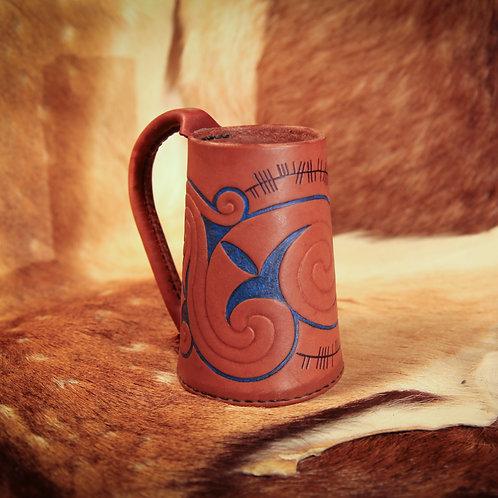 Pictish Spirals Tankard