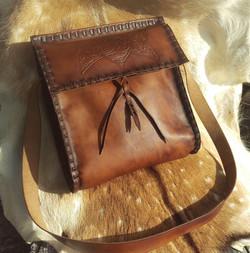pictish crescent crannog bag