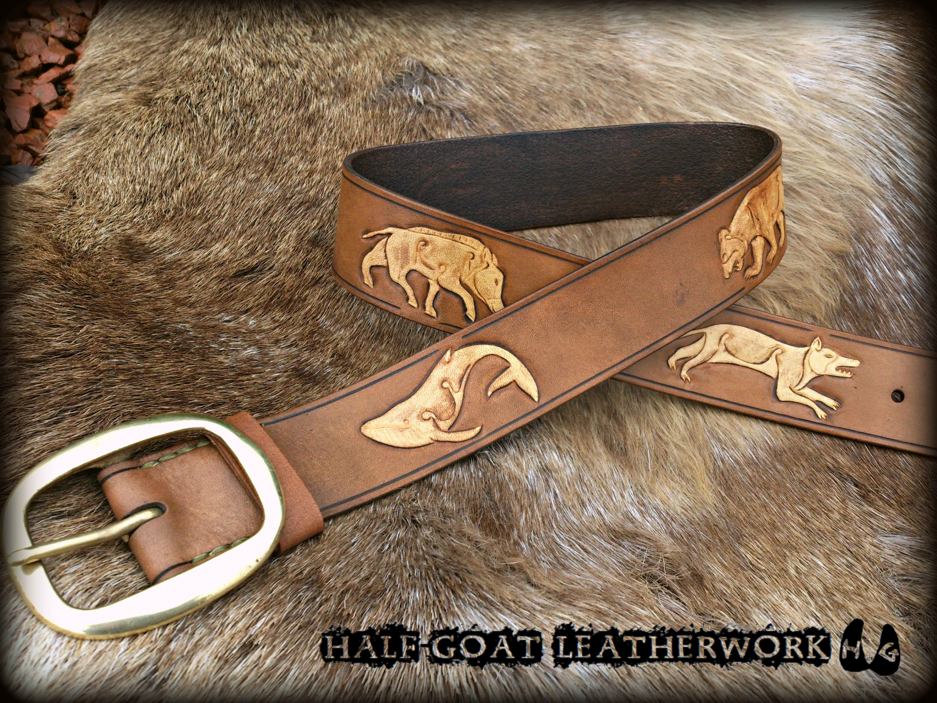 Pictish Animal Belt