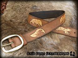 Pictish Animal Belt