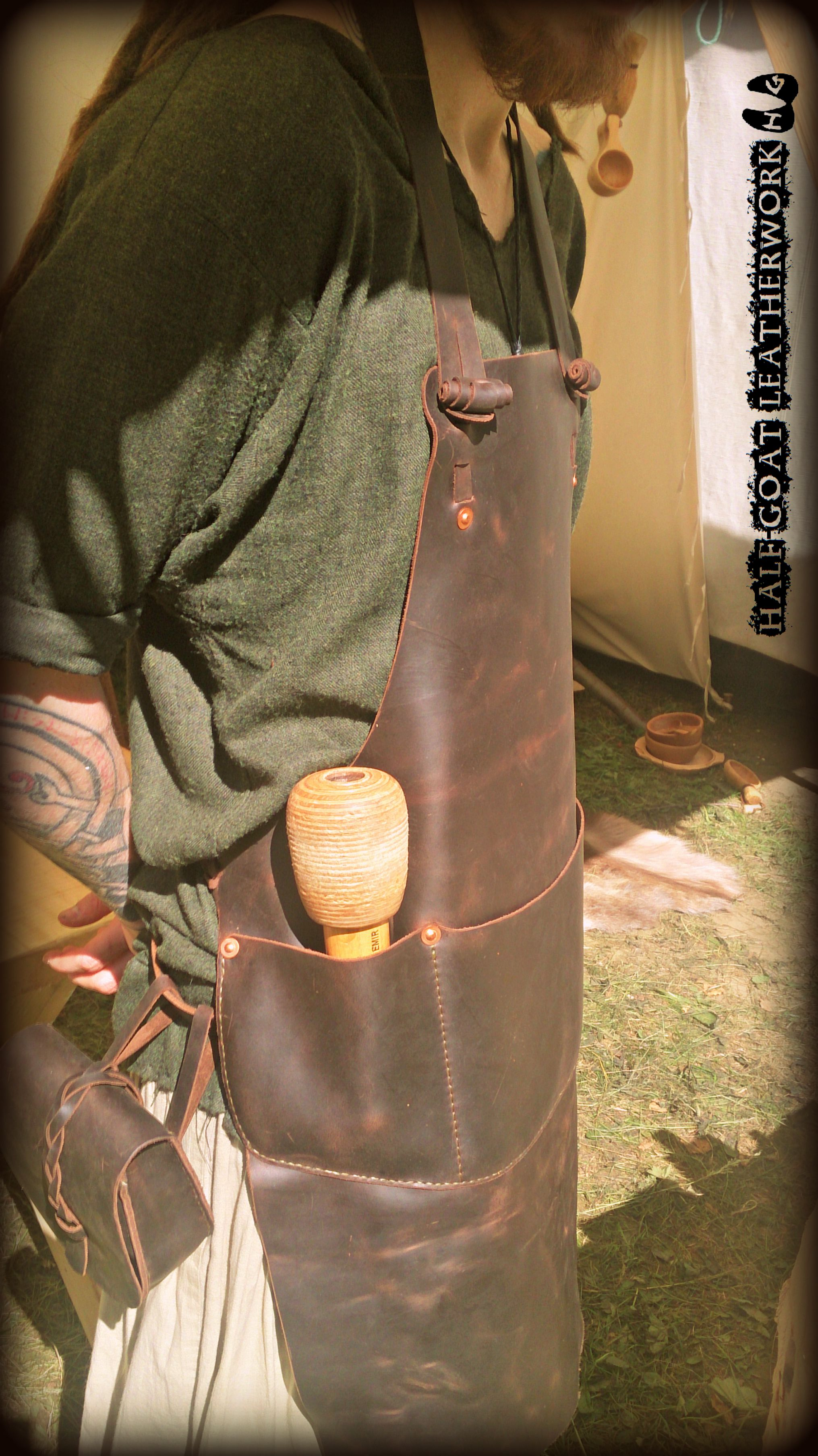 Craftsman Apron