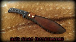 Plain Kukri Sheath