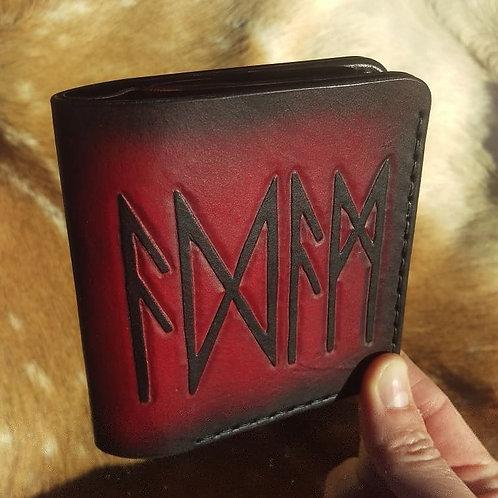 Viking Runes Wallet