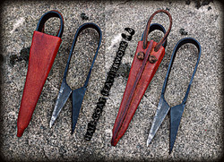 Viking Scissor Sheaths