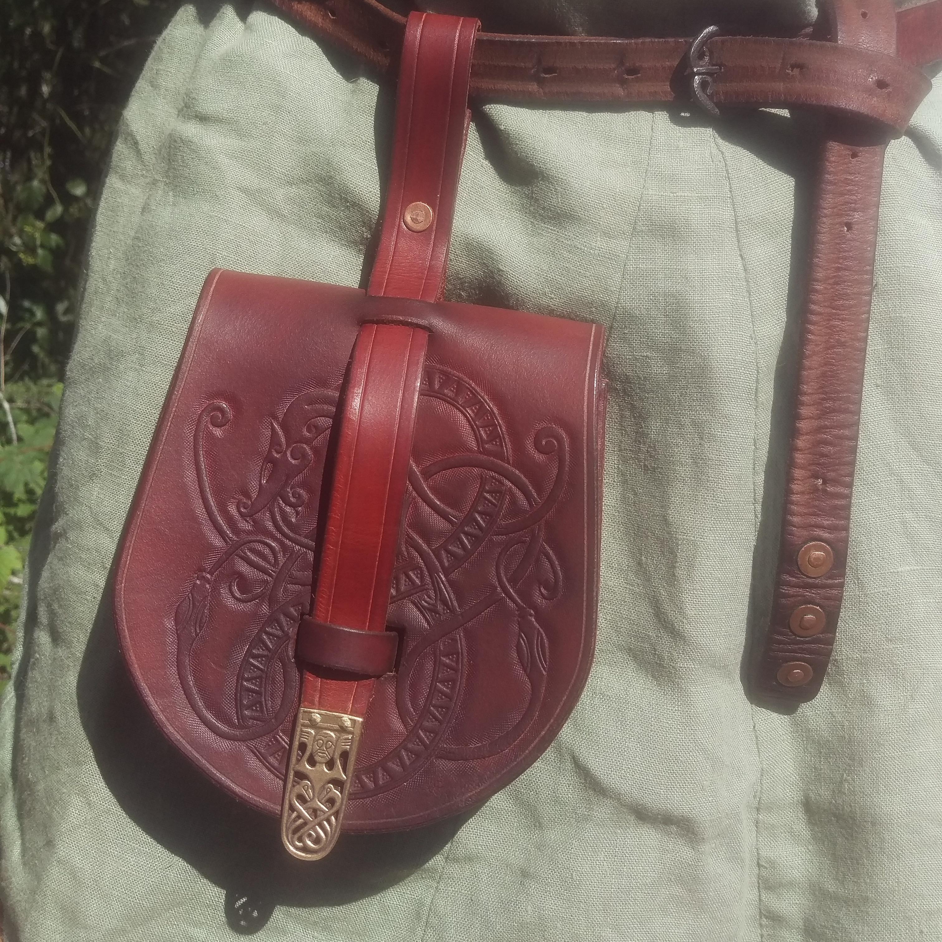 Viking Birka style