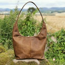 deerskin handbag