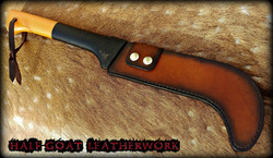 Billhook Sheath