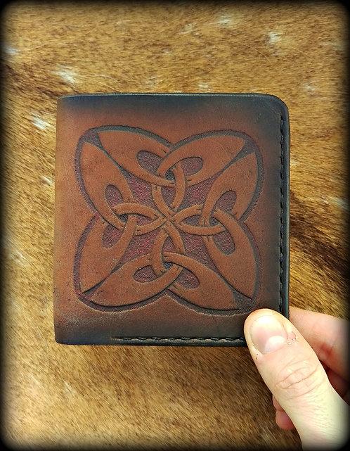 Celtic Knotwork Wallet