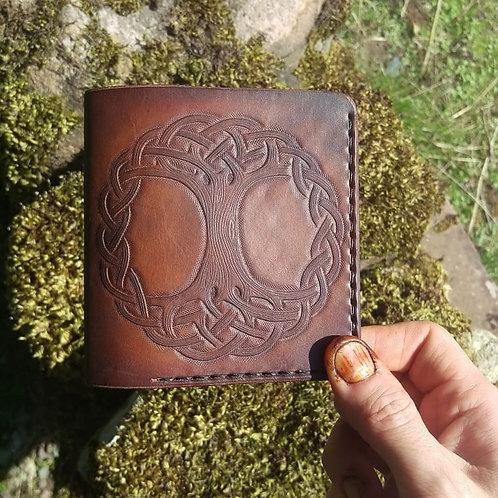 Tree of life wallet