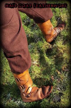 Viking Fox Boots