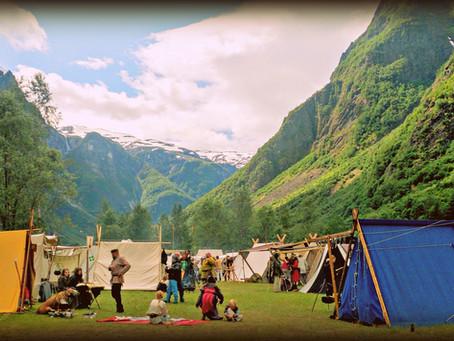 Gudvangen Viking Market 2015