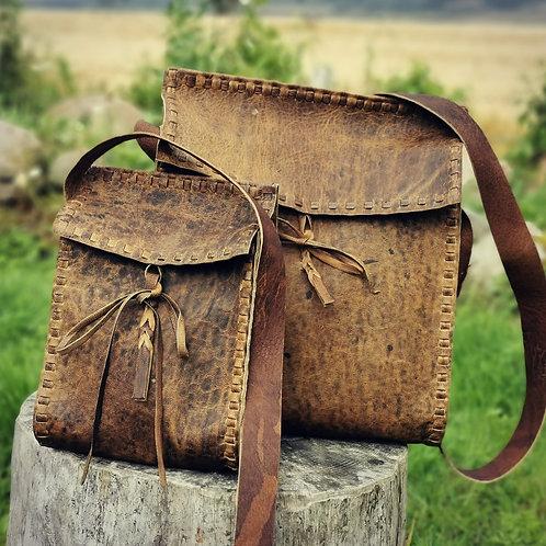 Crannog Bag Deerskin