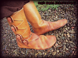 Pictish Boots