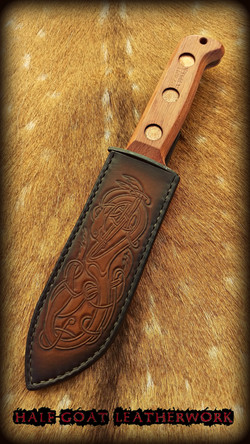 Saxon MOD Knife Sheath