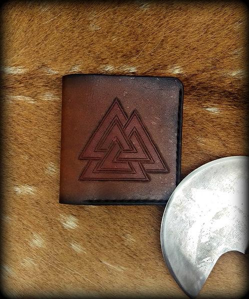 Norse Valknut Wallet